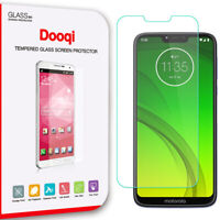 For Motorola Moto G7 Power / G7 Supra Tempered Glass Screen Protector Saver