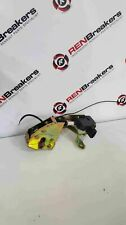 Volkswagen Touareg 2003-2007 Boot Lock Latch Mechanism 7L0827506D