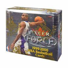 1999-00 Fleer Force Basketball Hobby Box