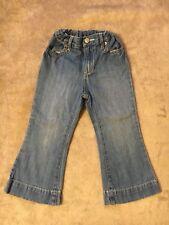 Baby Gap Jeans Girls 2 Toddler Adjustable Waist