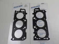 PAIR Victor 54338 & 54339 MLS Engine Cylinder Head Gaskets 1MZFE MADE IN JAPAN