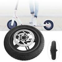 Kit moyeu + frein à disque pour pneu de roue arrière pour scooter électrique