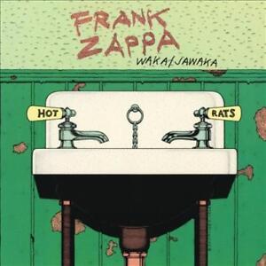 FRANK ZAPPA - WAKA/JAWAKA NEW CD