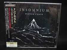 INSOMNIUM Winter's Gate JAPAN CD Omnium Gatherum Watch Me Fall Enter My Silence