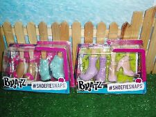 Bratz Shoefiesnaps Fashion - New In Package - Packages Shows Wear