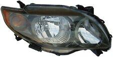 Headlight Assembly Right Dorman 1592078 fits 09-10 Toyota Corolla