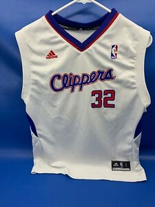 Authentic LA Clippers BLAKE GRIFFIN # 32 Adidas Jersey Youth Large
