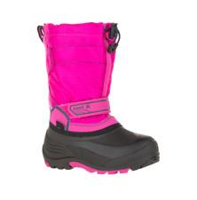 Kamik Snowcoast Snow Boots Magenta Kids 5