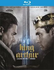 King Arthur: Legend of the Sword (Blu-ray Disc ONLY, 2017)