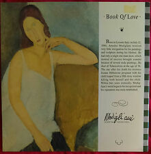 Book Of Love~Modigliani (Lost In Your Eyes)~Gold Stamp Promo~Synth-Pop~FAST SHIP