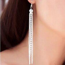 Unbranded Rhinestone Alloy Drop/Dangle Fashion Earrings