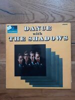 The Shadows ‎– Dance With The Shadows SCX 3511 Vinyl, LP, Album, Stereo