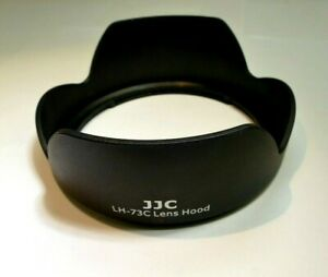 LH-73C Lens Hood Shade for Canon EF-S 10-18mm f4.5-5.6 IS zoom