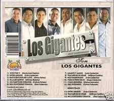 rare CD vallenato LOS GIGANTES entre amigos TRATARE DE OLVIDAR amante y amigo