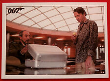 JAMES BOND - Quantum of Solace - Card #071 - Dominic Gets Down to Business