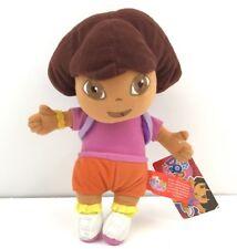 Nickelodeon Juguete Suave Felpa Dora The Explorer por Gosh Int 2007 edición 10 pulgadas