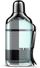 TESTER MEN THE BEAT BURBERRY EDT 3.3 / 3.4 OZ NEW WITH CAP SPRAY
