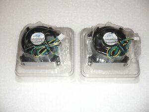 2x Intel Xeon Alu Kühler Sockel 771 Box