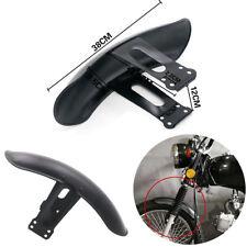 Motorcycle Black Front Wheel Fender Iron Design Long Use Time For Honda CG125