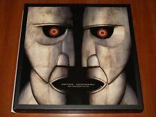 PINK FLOYD THE DIVISION BELL 20th LIMITED EU BOX SET 7x DISC LP VINYL CD BLU-RAY