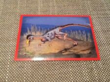 #110 Panini Dinosaurs Like Me sticker / unused