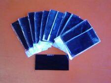 6Pce Dark Welding Lens Set (#10,#11,#12)-108X50X3mm
