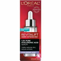 L'Oréal Paris Revitalift Derm Intensives 1.5% Hyaluronic Acid Serum 1.0 fl oz.