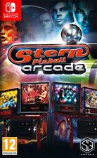 Stern Pinball Arcade Nintendo SWITCH IT IMPORT SYSTEM 3