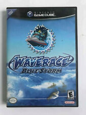 Nintendo Game Cube - WaveRace Blue Storm Wave Race Prepare for the wettest