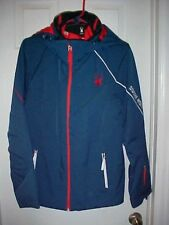 US Alpine Ski Team 2014 Sochi Olympics Jacket by Spyder Wm Size 14 / Med Go USA