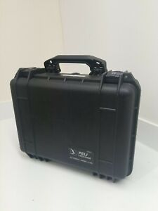 Black Peli 1450 Protector Case with Foam Insert, new and unused without tags.