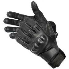 Blackhawk 8151LGBK Men's Solag Hd Glove with Kevlar Black Large