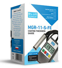 Paint Coating Thickness Gauge Meter Tester Mgr 11 S Fe From Producer Made In Eu