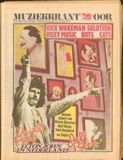 OOR 1975 12 Uriah Heep MANZANERA Jeff Beck SOLUTION Wakeman CATS Gay Terry Woods