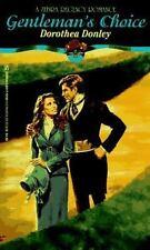 Gentleman's Choice (Zebra Regency Romance)