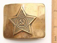 USSR Russian Soviet Belt Buckle (JNN)