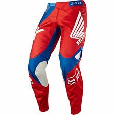 Pantalons de cross rouges Fox