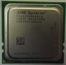 CPU AMD Opteron dual de 2,0 GHz nuevo