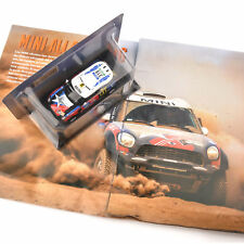 1/43 Rally Dakar Mini All4 Racing 2015 #319 Vehicle Transport Car Model Toy