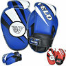 VELO Microfiber Boxing Focus Pads Punch Mitts Hook and Jab Training punch Curved