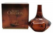 CALVIN KLEIN SECRET OBSESSION EAU DE PARFUM  100ML SPRAY USED 3/4 Of A Bottle