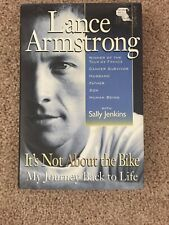 It's Not about the Bike: My Journey Back to Life - Hardcover - GOOD