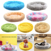 Pet Dog Cat Bed Puppy Cushion Soft Warm Kennel Mat Blanket Washable Sofa Mat