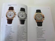 Brochure PATEK PHILIPPE Collection Watches 2007/2008 Nautilus Aquanaut 5070