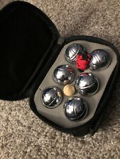 Mini Boules - set of 6 with jack and measure. Great indoor fun for the family.