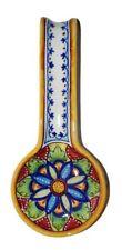 Italian Ceramic Spoonrest Vario 39