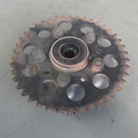 Rear wheel rim hub chain sprocket HONDA CBR1000 CBR 1000 CBR100F 1991