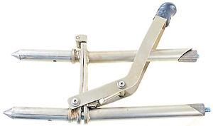 Kupplung für Speedy Handbike Rollstuhl Halterung Bike Anbau