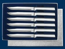 RADA CUTLERY S06 SIX UTILITY/STEAK KNIVES GIFT SET MADE IN USA