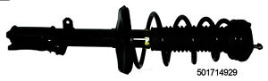 Suspension Strut and Coil Spring Assembly-Complete Strut Assembly Rear Right
